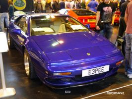 Lotus Esprit by The-Transport-Guild