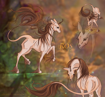 Ros|Doe|Royal doe by xDjurax