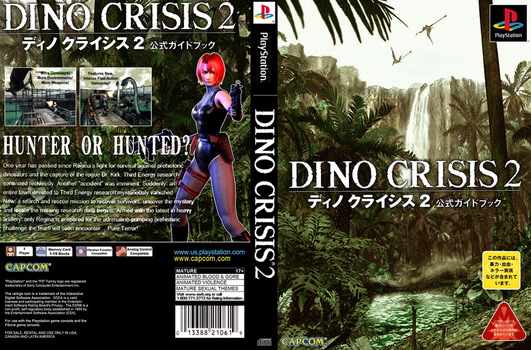 Dino Crisis 2 PSX Re-Issue by RenOfSwagzareth