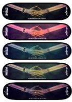 deck 13 variations by daniacdesign