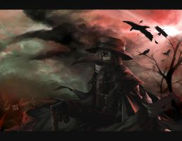Plague doctor: The black death comes by lockinloadeadly
