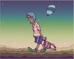 a sad day in stripe-land by craproy