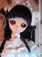 Vampy Maid Shoot 1 by LuckyDoll