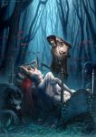 One more Little Red Riding Hood by DusanMarkovic