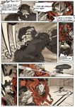 TMNT Dimension M Red and Black #10 Part1 page7/10 by zibanitu6969