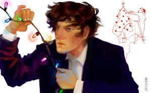 Sherlock: Speckled Band by rotten-vermillion