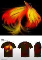 Phoneix T-shirt Design Constest by Pure-Oxido
