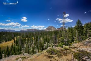 Mountain View HDR by mjohanson