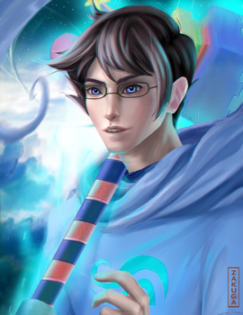 John : Heir of Breath by ZAKUGA