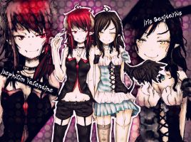 Sinners with Garter belts by xXtogoodforyouXx