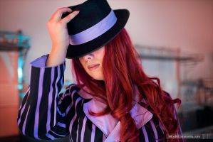 Mafia Miss Fortune -League of Legends- by StarDustShadow