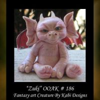 Zuki Fantasy Little Creature by KabiDesigns