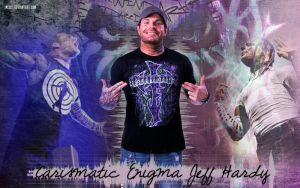 Jeff Hardy - Enigma by mclili