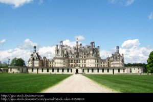 Chambord 01 by Lyxa-Stock