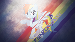 RAINBOW |  Dash / bluedelta by Elalition