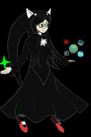 Jade Harley, the Witch of Space by GG3095