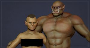 Orcs WIP by Otto-V