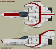 Heavy Viper by Wolff60