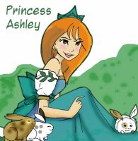 Princess Ashley by TRALLT