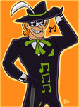 The Music Meister by Rickz0r