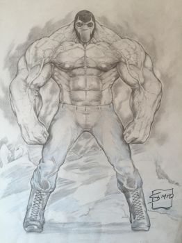 Bane Sketch by simi8un0