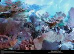 Ocean Floor Stock 2 by Melyssah6-Stock