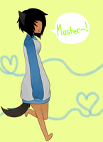 Master, I love you by PlayDeadYo