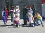 Yu Yu Hakusho group by KaraPhotos