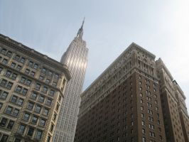 new york front of macy's by VIRGILE3MBRUNOZZI