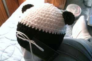 Panda Beanies are Back? by ambiguousginger