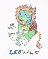 Leo-nardo by fivefootoh