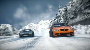 Rivals ... (Need for Speed: The Run) by GhostedMan