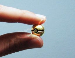 The Pokeball of Joltik by wazzy88
