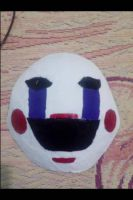 Five Nights at Freddy's Puppet Mask by LinkGirlOG
