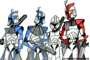 ARC Troopers by TheXHunter08