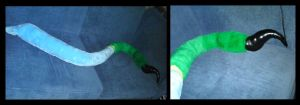 Viper Tail by CuriousCreatures