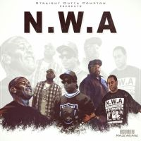 NWA - Straight Outta Compton by Mascariano