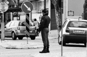 Policia by TheMetronomad
