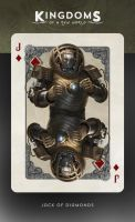 Jack of Diamonds by gerezon
