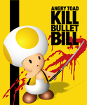 Kill Bullet Bill Poster by Matt2tB-Portfolio