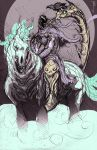 The Pale Rider by Fuelreaver