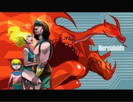 Herculoids by sterlingvisions