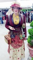 Steampunk World Fair #13- Lady by Guardian-of-Legends