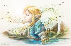Breath Of The Wild by Geo-Dragon