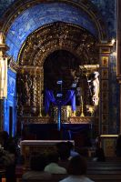 Inside a church I by gendosplace