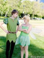 Tink is miffed by NovemberCosplay