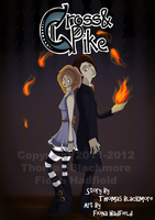 Cross and Pike - Cover Example by MidnightBlueTopaz