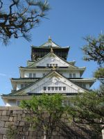 Japan - Osaka's castle 2 by Alextasha