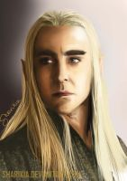 Thranduil by ShariKia
