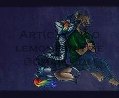 Eyes for You by lemonfruitpie